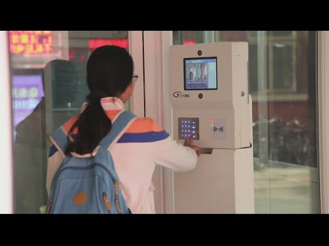Smile to enter: China embraces facial recognition technology