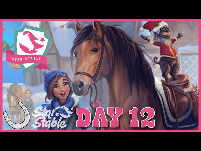Day 12 Holiday Calendar 2018 🐴 Star Stable Online