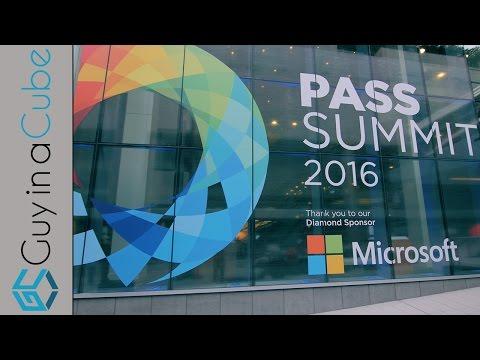 PASS Summit 2016 / #SQLFamily Montage