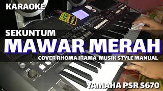 Gambar cover ELVY SUKAESIH-Sekuntum mawar merah karaoke dangdut tanpa vokal (cover)