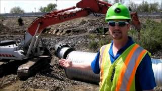 Drainage Work State Route 117/309 and I-75 Lima