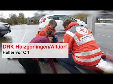 Helfer vor Ort | Wer sind wir? | DRK OV Holzgerlingen/Altdorf e.V.