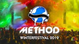 Liquicity Winterfestival 2019 Warm Up Mix - METHOD
