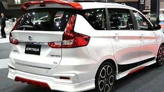 ERTIGA SUV UPCOMING INDIA - PRICE, MILEAGE, ENGINEPOWER & ALL DETAILS