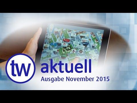 TW AKTUELL | AUSGABE NOVEMBER 2015