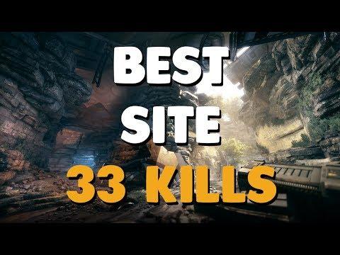 Titanfall 2 - 33 KILLS ON THE BEST SITE