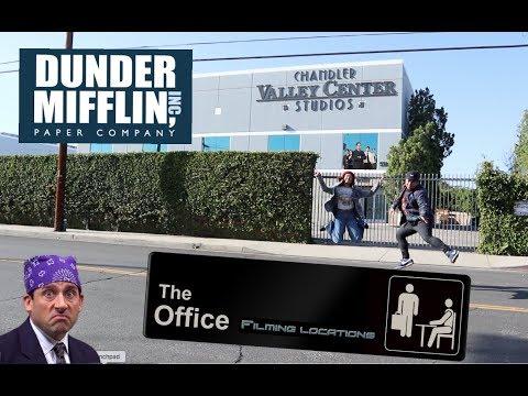 THE OFFICE: TV FILMING LOCATIONS   VAN NUYS, CA