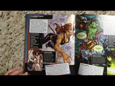 Kissy Reads DC Comics - Cheetah