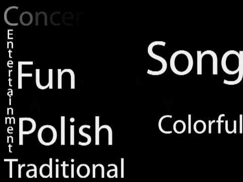 Dunajec Polish Song & Dance Ensemble 10th Anniversary
