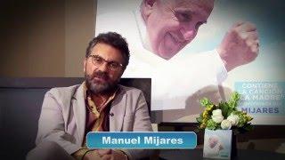 En entrevista con Manuel Mijares