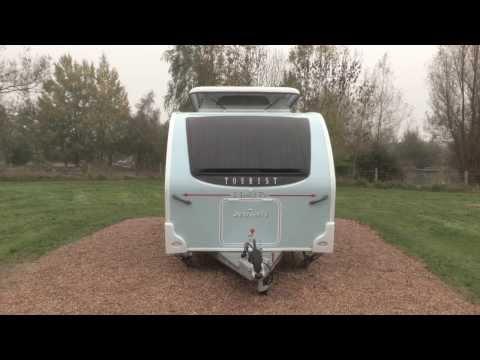 Practical Caravan | Dethleffs Tourist HD 460 DB | Review 2014