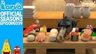 [Official] Sushi - Larva Season 3 Episode 39 thumbnail