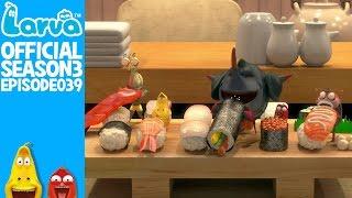 [Official] Sushi - Larva Season 3 Episode 39