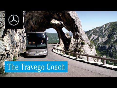 Mercedes-Benz Travego | Official Trailer