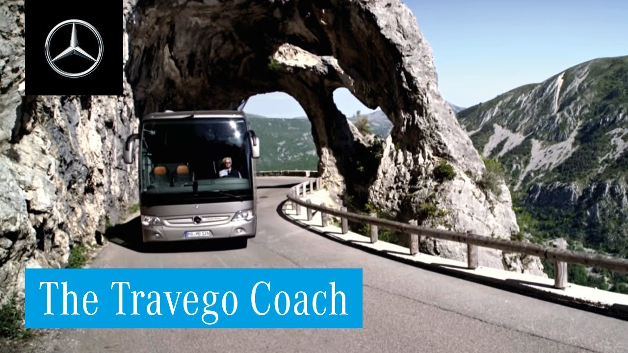 Mercedes Benz Travego Official Trailer Youtube