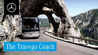 Mercedes-Benz Travego | Official Trailer