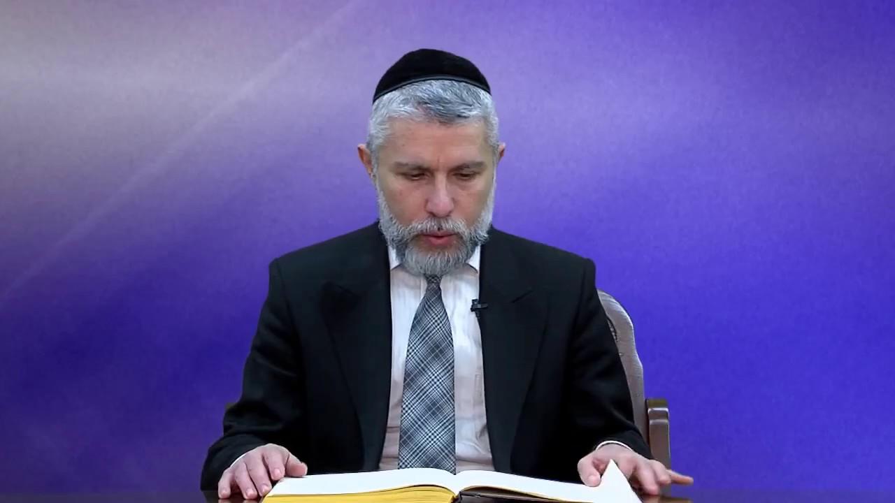 הרב זמיר כהן - פורים - שיעור ברמה גבוהה על דיני צדקה לעניים בפורים חובה לצפות