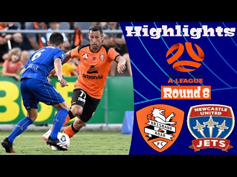 Brisbane Roar Newcastle Jets Goals And Highlights