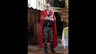 Braga Flavio- GMD-  Cavaliere di Gesù  S.O.R.I-Svizzera