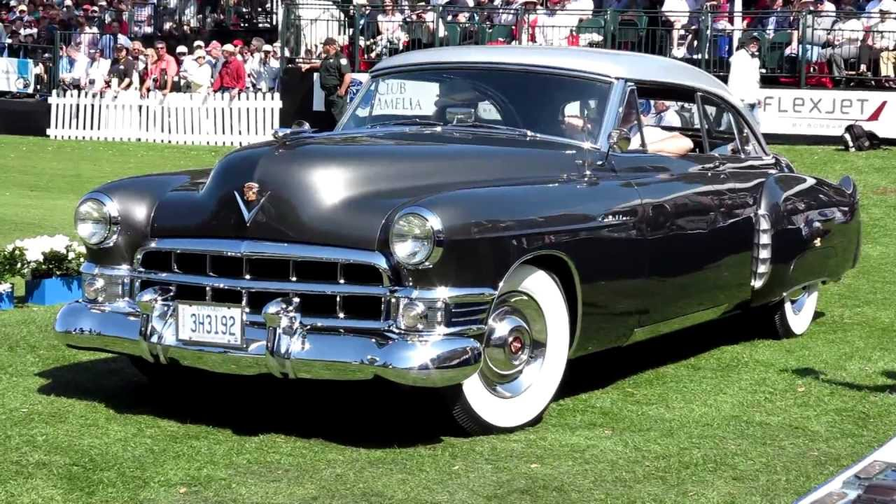 Old Cadillac Cars Hd Wallpapers 1949 Cadillac Fleetwood Coupe Deville Youtube