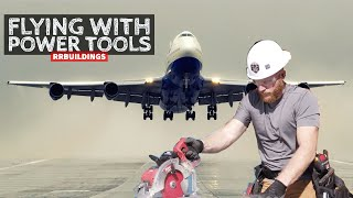 Can I Fly with Lithium Ion Battery Powered Tools