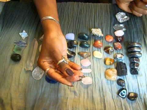 Somnostica Healing Stones (Roleplay)