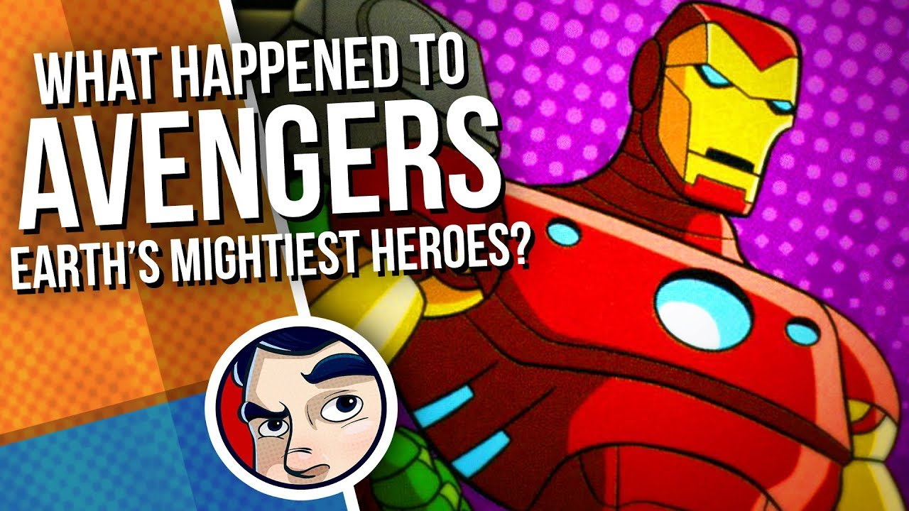 Download What Happened to Avengers: Earth's Mightest Heroes | Comicstorian