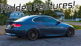 Hidden Tips and Tricks for your BMW E9x Series! (E90,E91,E92,E93)