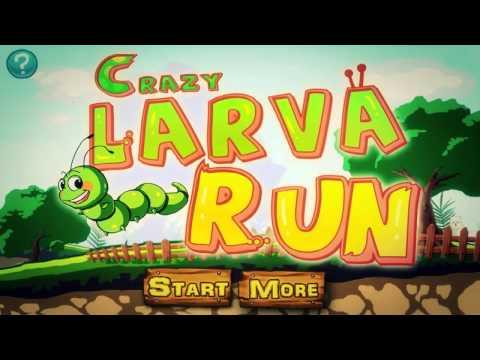 Crazy Larva Run