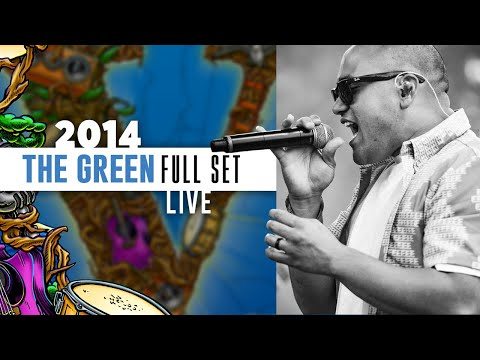 The Green (Live) - 2014 California Roots - Full Show
