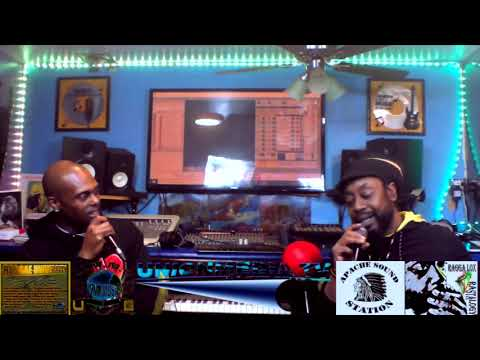 Vaughn Allstar Interviews Ragga Lox