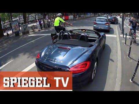 Kölner Fahrrad-Cops: Wahnsinn auf zwei Rädern (1/2)