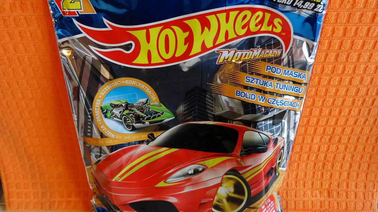 1 Hot Wheels Die Cast Cars Big Mystery Blind Bag Surprise