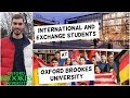 Why Oxford Brookes is great for International and Exchange students 2019