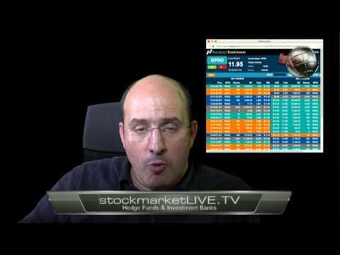 Stock Market Legend Live on GoPro Earnings Calling Single Digits