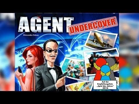 Agent Undercover | Tabletop Simulator