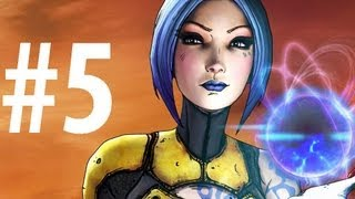Borderlands 2 - Playthrough Part 5 - Symbiosis [No commentary] [HD PC]