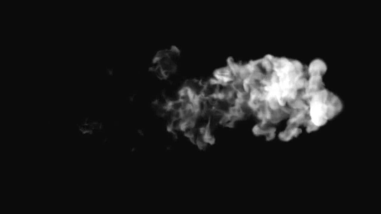 Smoke effects shock green screen green screen video footage free.