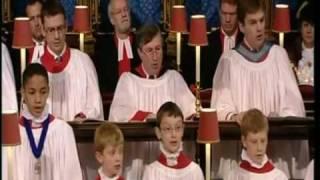 Westminster Abbey Choir - psalm 67