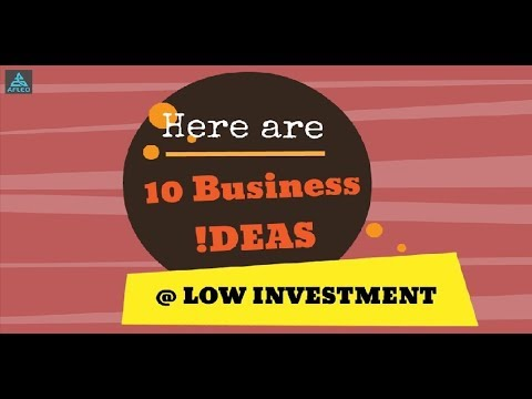 10 Most Profitable Small Business Ideas In India With Low Investment 2018 Startup