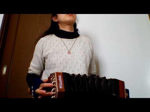 Bèo dạt mây trôi  Quan họ / Anglo concertina  アングロ・コンサーティーナ