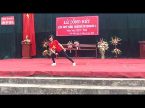 Nhảy việt nam ơi cực chất 12A1-K51 THPT Cẩm Khê