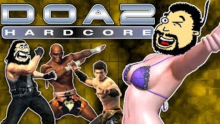 Instant Retro - Dead or Alive 2 Hard*Core (PS2) - Circled to Death