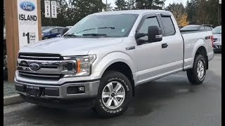 2018 Ford F-150 XLT Ecoboost Supercab Review| Island Ford
