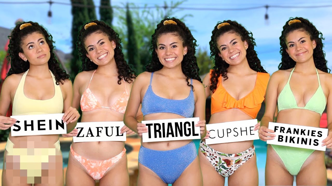 Who sells the BEST bikinis?? (ONLINE SHOPPING EDITION)