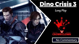 Dino Crisis 3 / Full Story / Playthrough / No Commentary / Long Play