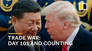 US-China trade war – day 105 and counting