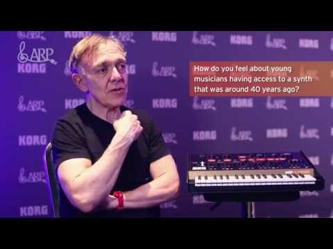 David Friend on re-issuing the ARP ODYSSEY with KORG