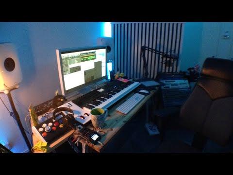 Finishing Gabriel & Dresden - Waiting For Winter (Darude Remix)