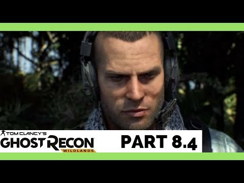 Ghost Recon Wildlands | Walkthrough Gameplay | Part 8.4 | Kill everyone from coca production (PS4)